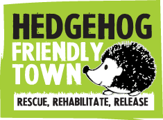 Hedgehog Friendly Town - Rescue, Rehabilitate, Realease